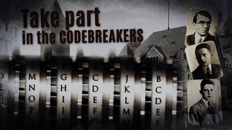 theCODEBREAKERS