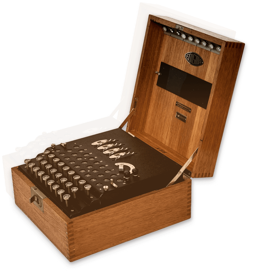 Machine cipher