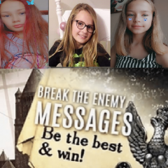 Three girls who never give up