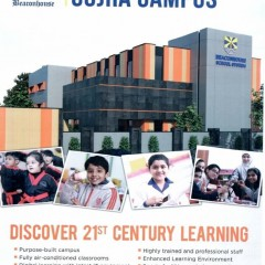 We belongs to Beaconhouse School System , Gojra Campus.