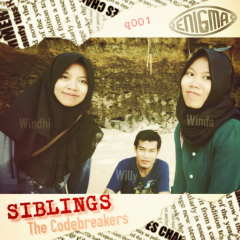 Siblings q001 from Indonesia :)
